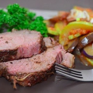 Pork Roasted with Spices Recipe