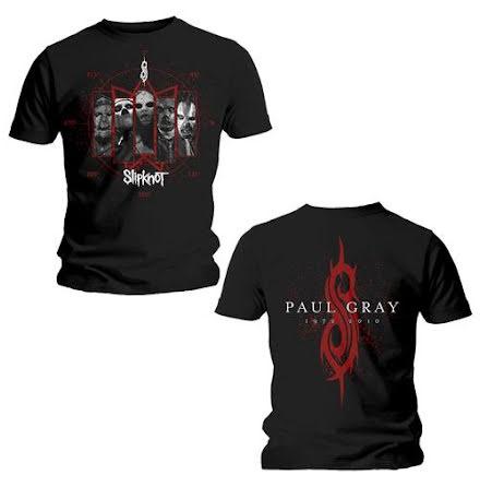 T-Shirt - Paul Grey