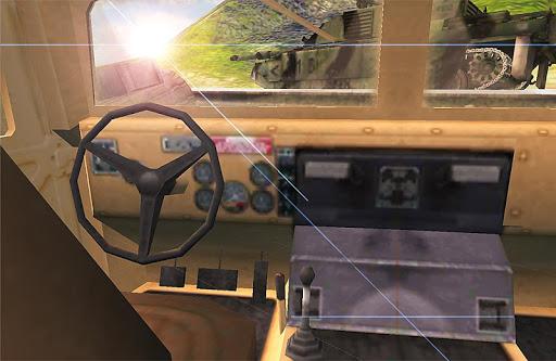 【免費賽車遊戲App】軍用車輛通行-APP點子