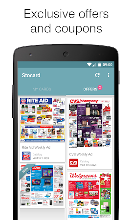 Stocard - Rewards Cards Wallet 5.3.3 screenshot 249261