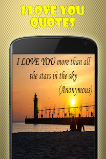 I Love You Quotes Free- screenshot thumbnail