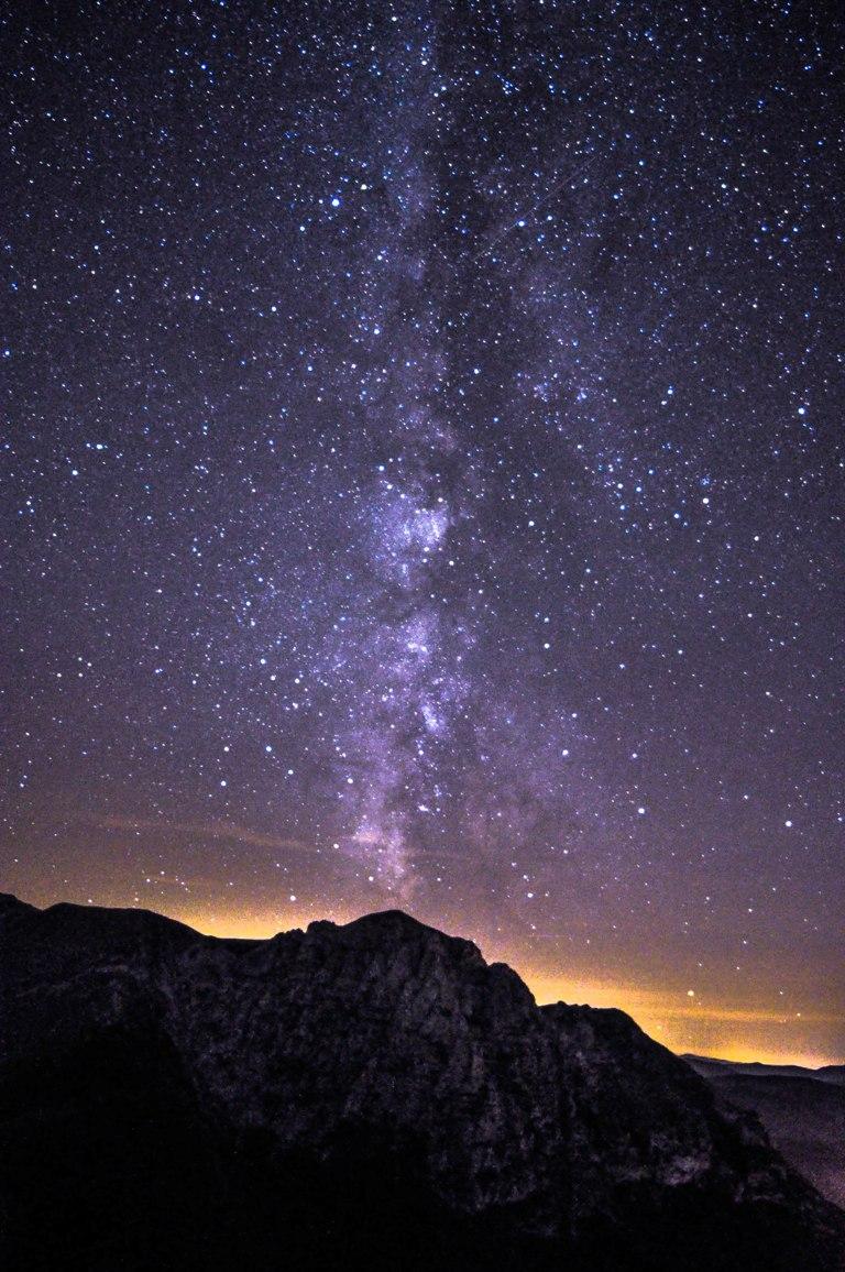 Una via nella Notte di sandro_brillarelli_giovanna_feliziani