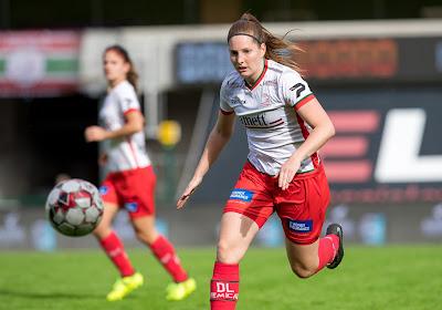 """🎥 Speeddate met Anne-Lore Scherrens (Zulte Waregem): """"Doorgaan op elan vorig seizoen"""""""