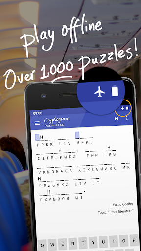 Cryptogram  screenshots 3