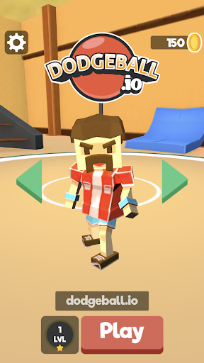 Dodgeball.io screenshots 1