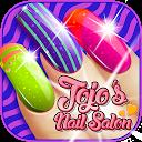 Jojo's nail salon: siwa story icon