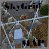 Map SkyGrid For Minecraft PE APK