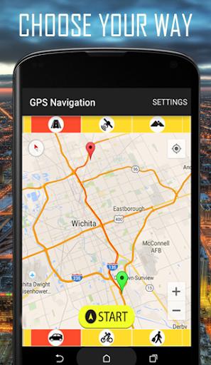 玩免費旅遊APP|下載GPSナビゲーション app不用錢|硬是要APP