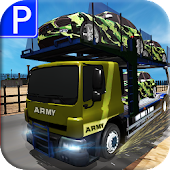 Army Cars Transport Truck 2018 icon