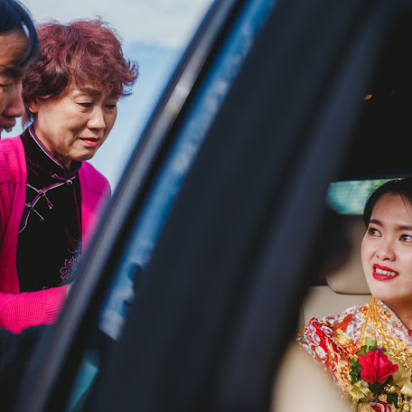婚礼摄影师 Chen Xu (henryxu). 27.02.2018的图片