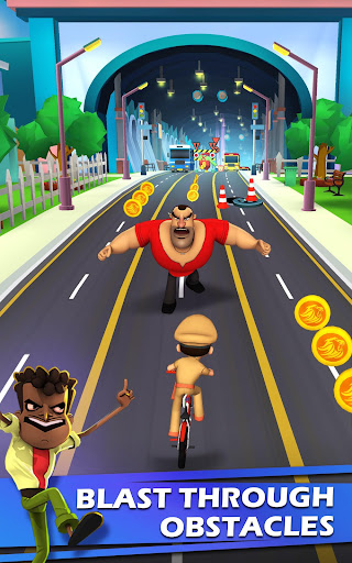 Little Singham Cycle Race apkdebit screenshots 10