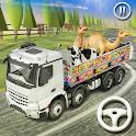 Farm Animal Transport Simulator Wild 3D icon