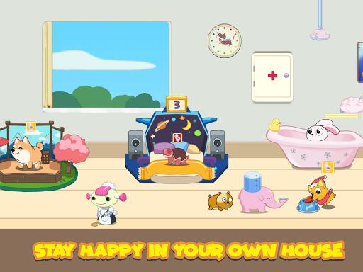 Pet House - Little Friends apkpoly screenshots 5