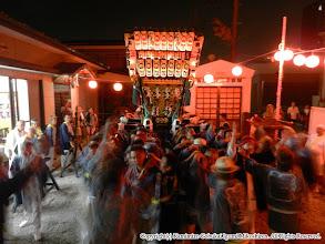 Photo: 【平成23年(2011) 本宮】  元町自治会館。本年の渡御もいよいよ締めを迎える。