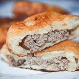 Belyashi (Meat Pirozhki)
