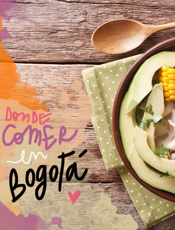 restaurantes donde comer en Bogotá