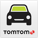 TomTom GPS-Navigation Traffic icon