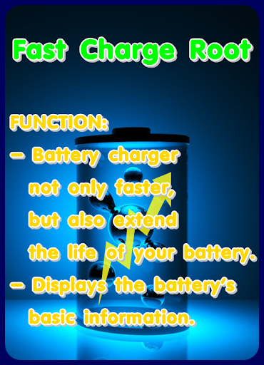 Fast Charge Root  screenshots 1