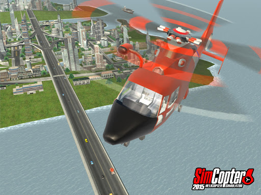 Helicopter Simulator SimCopter 2015 Free  screenshots 12