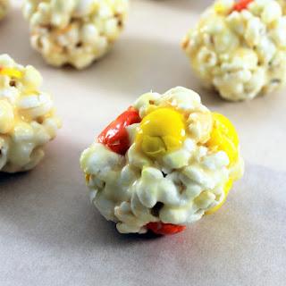 4 Ingredient Popcorn Balls.
