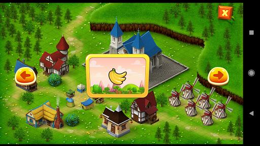 Panda Run Fruits screenshot 3