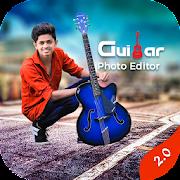Guitar Photo Editor -Music Real Guitar Photo Frame