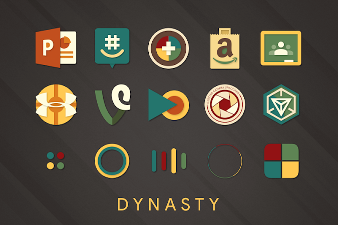 Dynasty Icon Pack v2.7