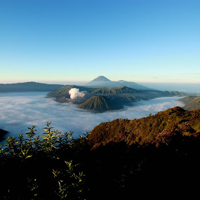 Bromo by William Cheng - Landscapes Mountains & Hills