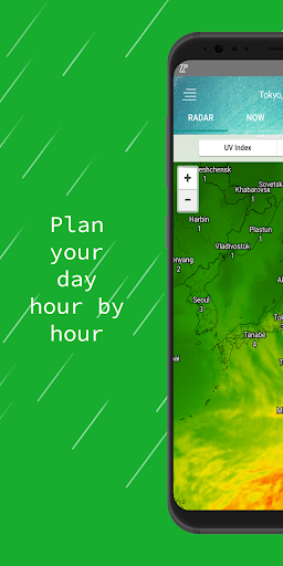 Weather Radar u2014 Live Maps & Alerts 4.3 screenshots 4