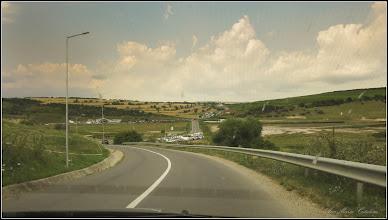 Photo: Turda - Drumul Ploscoşului, vedere din masina - 2019.07.22