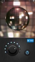 Screenshot of Disco Light LED Flashlight