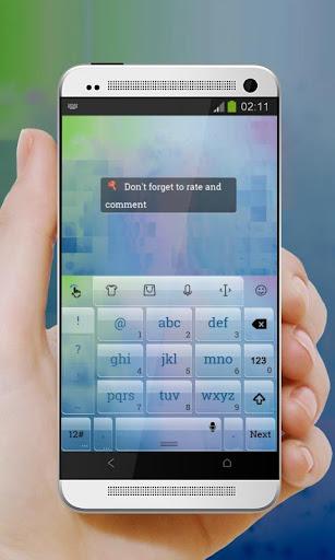 玩個人化App|美麗的天空 TouchPal免費|APP試玩