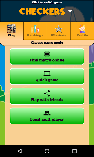 Checkers Online - Duel friends online!  screenshots 11