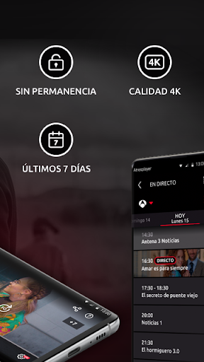 ATRESplayer screenshot 6