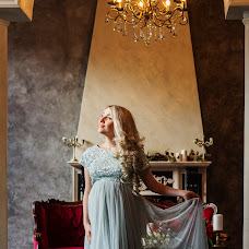 Wedding photographer Kseniya Sergeevna (kseniasergeevna). Photo of 25.10.2017