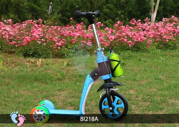 Xe trượt Scooter cho bé 2 trong 1 BI218A 7