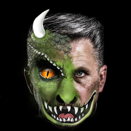 Dinosaur Photo Editor: Battle Maker Icon