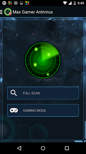 MAX GAMER ANTIVIRUS for Gamers screenshot 4