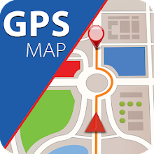 gps navigation maps direction, driving route guide Download on Windows