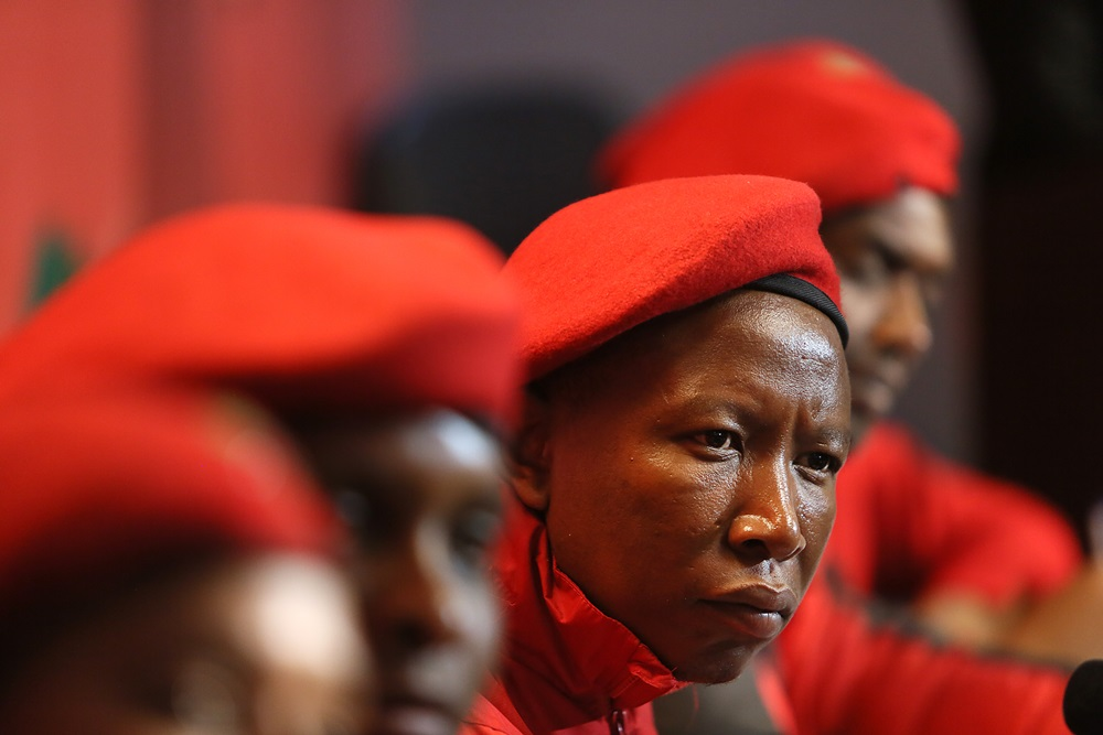 My shock-o-meter's reading of Malema allegations: priceless
