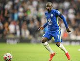Positif au Covid, N'Golo Kanté manquera le duel à la Juventus
