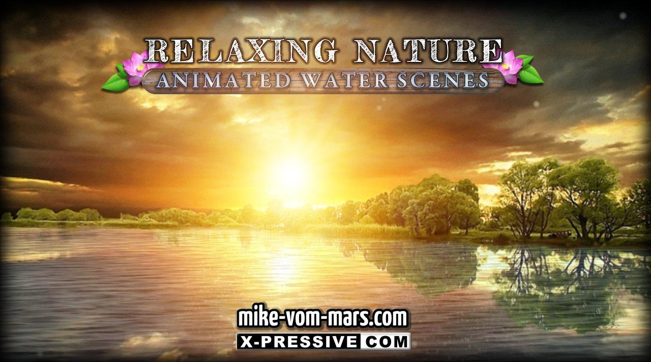 RELAXING NATURE: WATER Free- screenshot