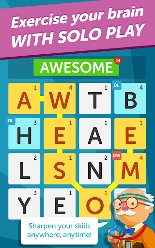 Word Streak-Words With Friends  screenshots 11