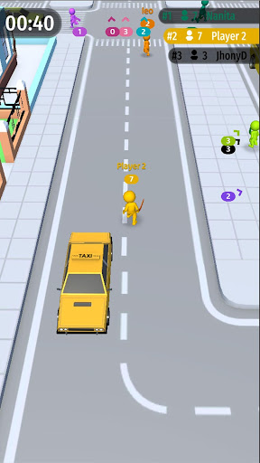 Move Stop Move - Move.io screenshots 2