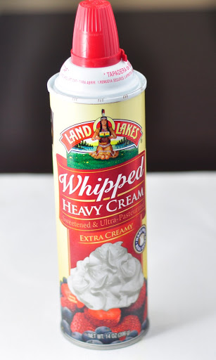 Whipped Heavy Cream