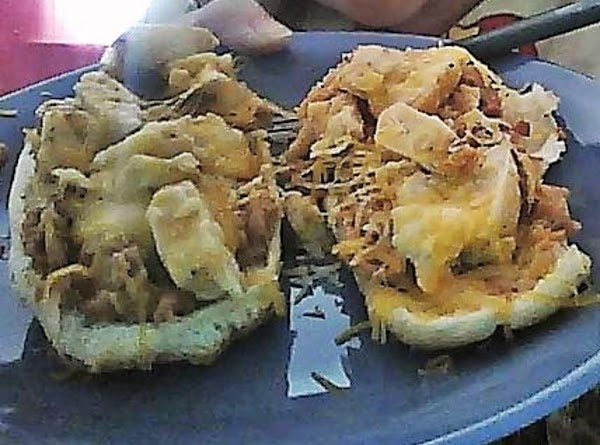 Chicken Hoagie Roll Delight! Recipe