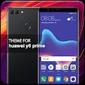 Theme for Huawei Y6 Prime icon
