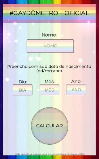 Gaydômetro - Oficial