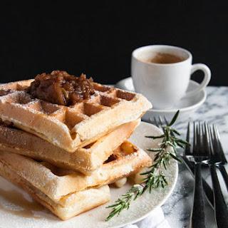 Fluffiest Waffles Recipe