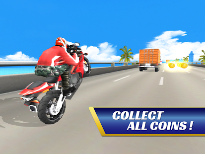 SUPER BIKE RACERS 3D screenshot 5